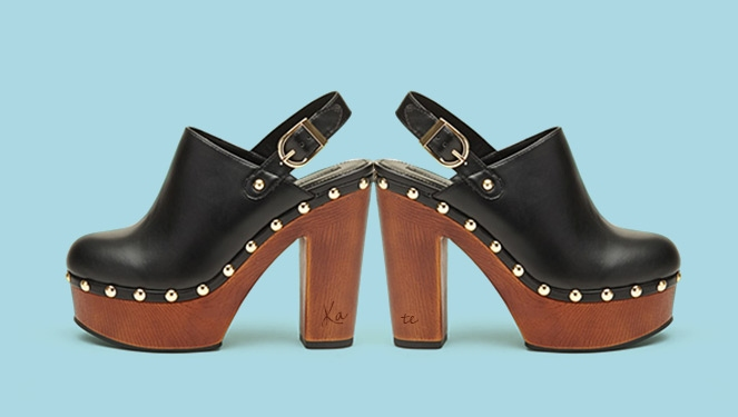 CLOGS ARE BACK! AS SEEN ON THE KATES