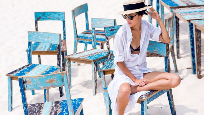 Nicole Warne, Camille Co, Chiara Ferragni And More Show Us How To Wear White For The Summer
