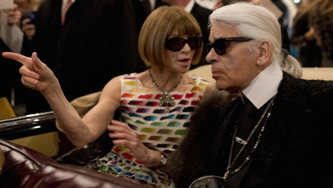 Brr! What Karl, Anna Think Of Apple Watch