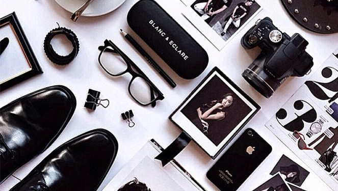 Instagram Mood Of The Week: #flatlays