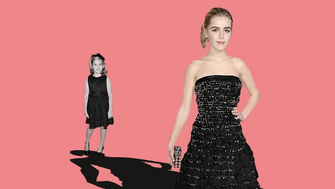 Kiernan Shipka's Style Evolution On The Red Carpet