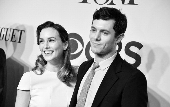 Leighton Meester And Adam Brody Are Expecting!