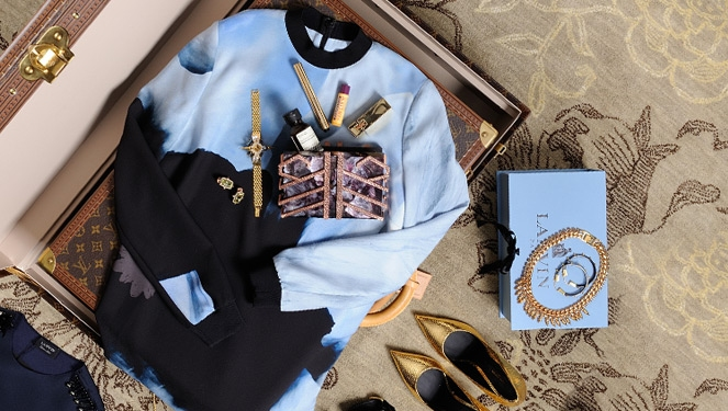 The Fashion Girl's Guide To Packing