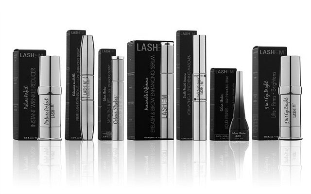 5c0fb38075f The LashEM crew, a complete range of eye products from hair enhancing serum,  mascara, eye liner, eye brow tint, wrinkle reducer, and eye brightener.