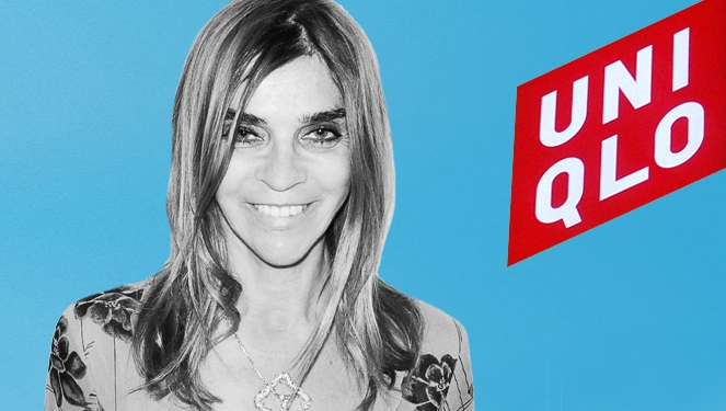 Carine Roitfeld, Uniqlo's Next French Muse