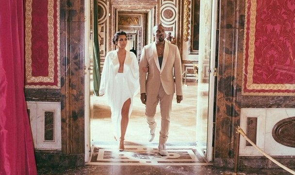 Kanye West Rents Out The Eiffel Tower