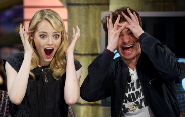 Emma Stone And Andrew Garfield Are Back Together!