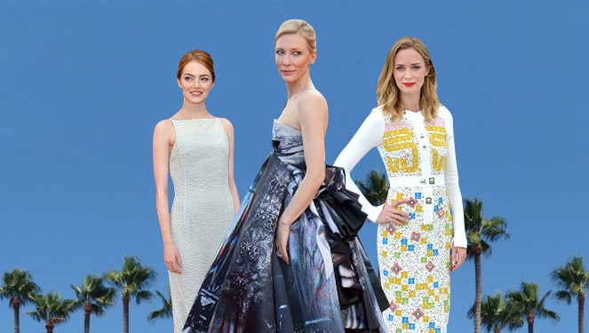 The Best Summer Looks At Cannes Film Festival 2015