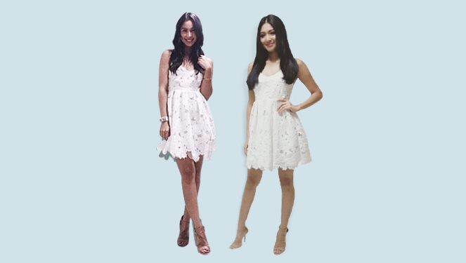 WHO WORE IT BETTER: NADINE LUSTRE OR JULIA BARRETTO?