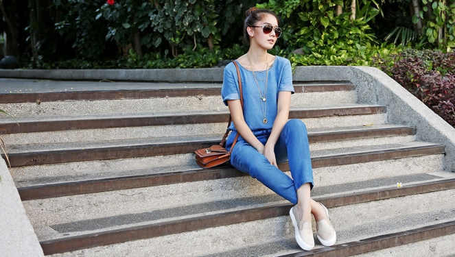 5 BLOGGERS WHO ROCKED DENIM THIS WEEK