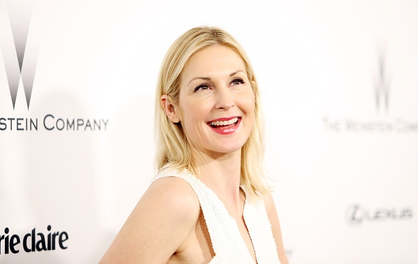 So, Kelly Rutherford's Son Is Named Hermes