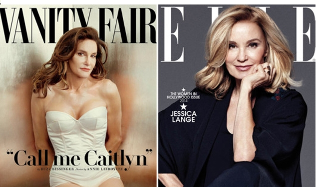 How Jessica Lange Feels About Caitlyn Jenner