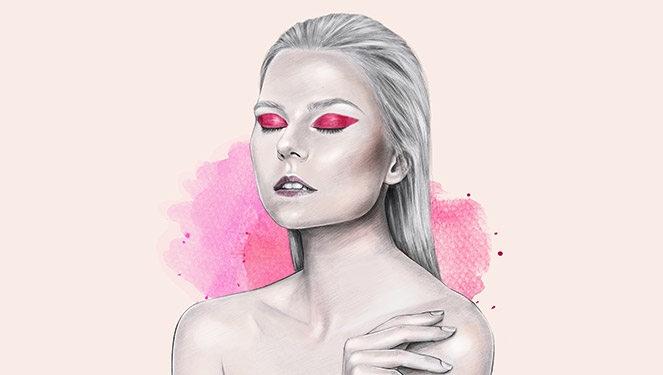 Artist's Take: Pretty In Pink