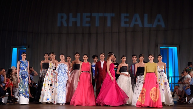 SALON SERIES 3: Rhett Eala's Art Attack