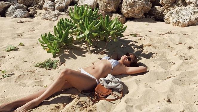 En Estrada's Hot New Hobby: Gardening