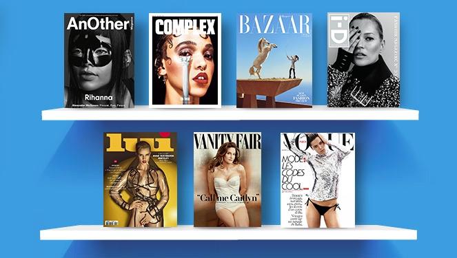 Ooh La La! The Sexiest Covers Of June 2015