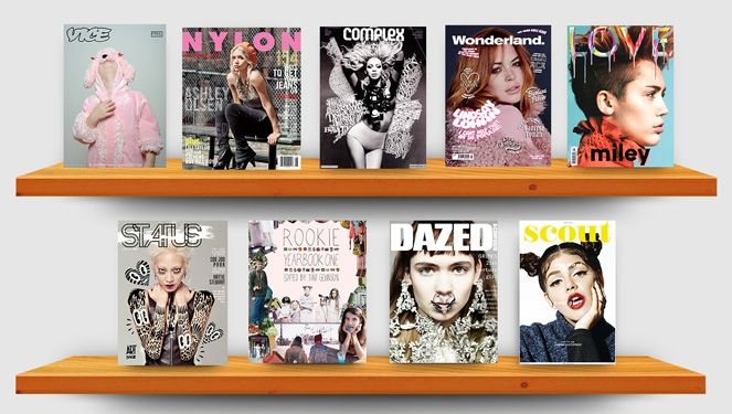 On Youth Magazines, And The Sartorialist Vs. Tavi Gevinson