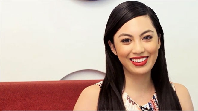 WATCH: Dominique Cojuangco On Why She Can't Cut Her Hair