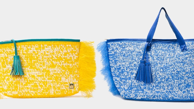 These Chic Straw Bags Are Woven By Inmates