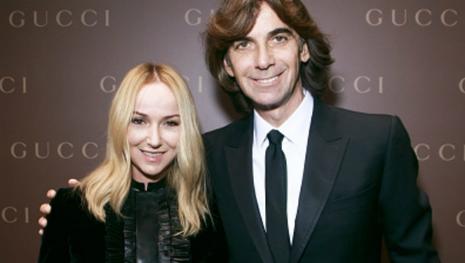 Ex Gucci Creative Director Weds In Valentino Dress