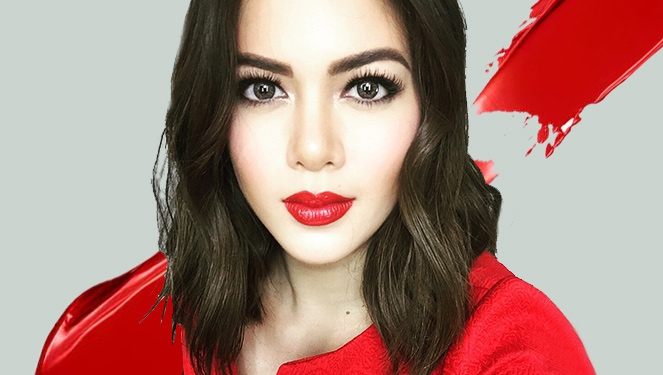 Cop The Red Lipstick Shades Of Erich Gonzales, Shaina Magdayao And More