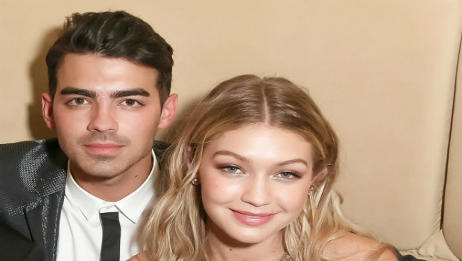 Stalker Pics of Joe Jonas and Gigi Hadid