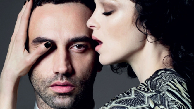 Riccardo Tisci Celebrates His 10th Year In Givenchy