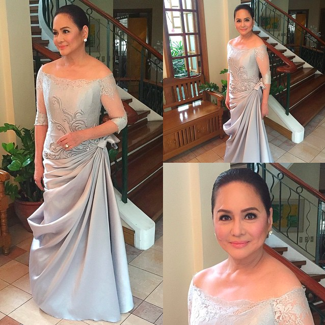 Wedding Principal Sponsors Gown