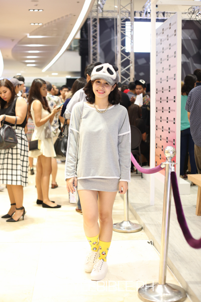 Style Spotting At Philippine Fashion Week Holiday 2015 Day 1 Preview