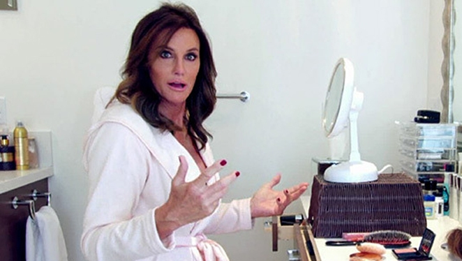 Caitlyn Jenner On The View