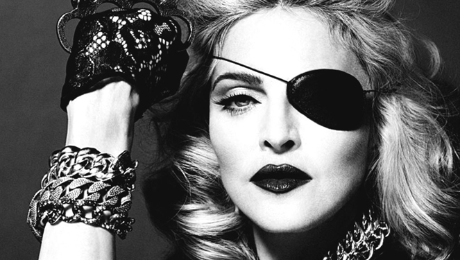 Madonna Pegs Taylor Swift's Bad Blood Poster