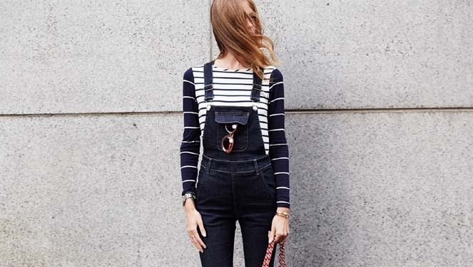 5 Bloggers Who Rocked Stripes This Week