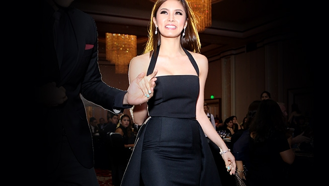 Kim Chiu Leads The Best Dressed Females At Pep List Awards