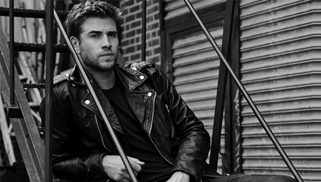 Liam Hemsworth Is The New Face Of Diesel's Fragrance