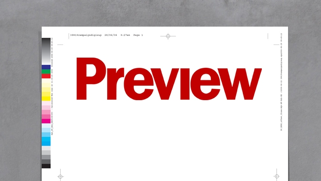 The History Behind The Preview Logo