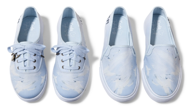 Taylor Swift Just Dropped These '1989' Keds