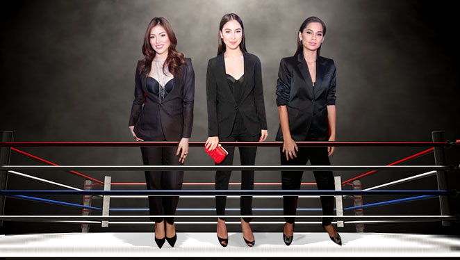 Who Wore It Better: Julia Barretto, Jasmine Curtis, And Kylie Padilla Suit Up