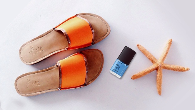 5 Sandals and Polish Combos to Try