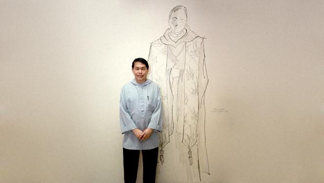 The Fashion Designer Who Became a Priest