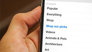 You Can Now Shop Pinterest