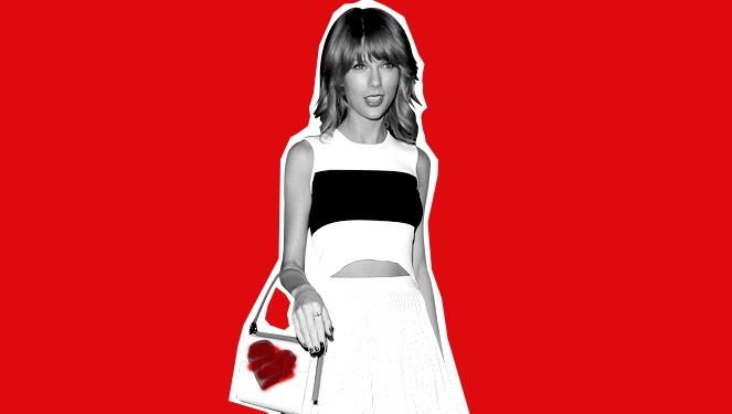Cropped Tops Are All Taylor Swift Likes To Wear
