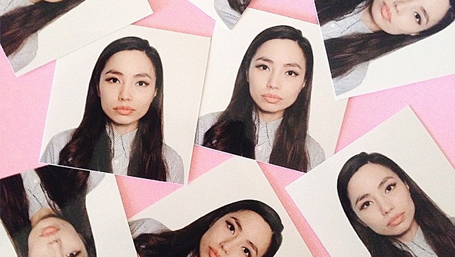 5 Celebrity Passport Photos
