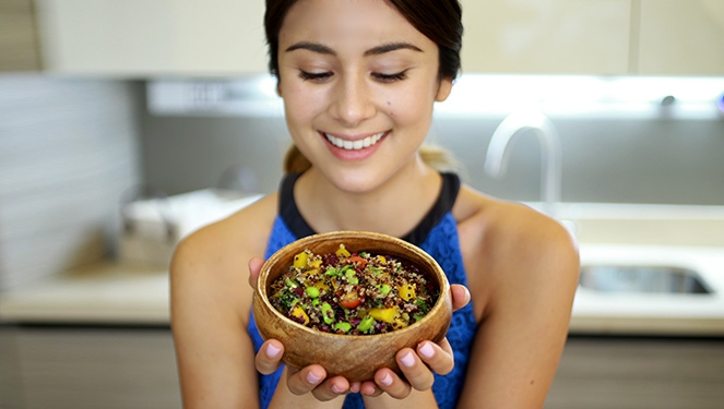 Episode 3: Cooking With Mari Jasmine – Quinoa Salad