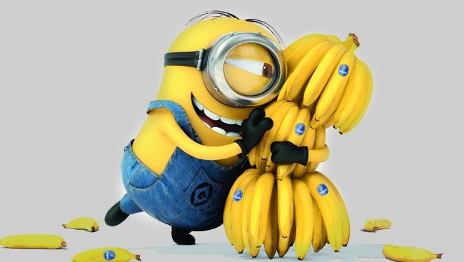 The Banana Craze Continues
