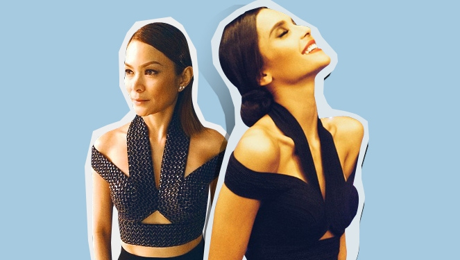The Celebs Who Wore The Controversial Iris/luna Top