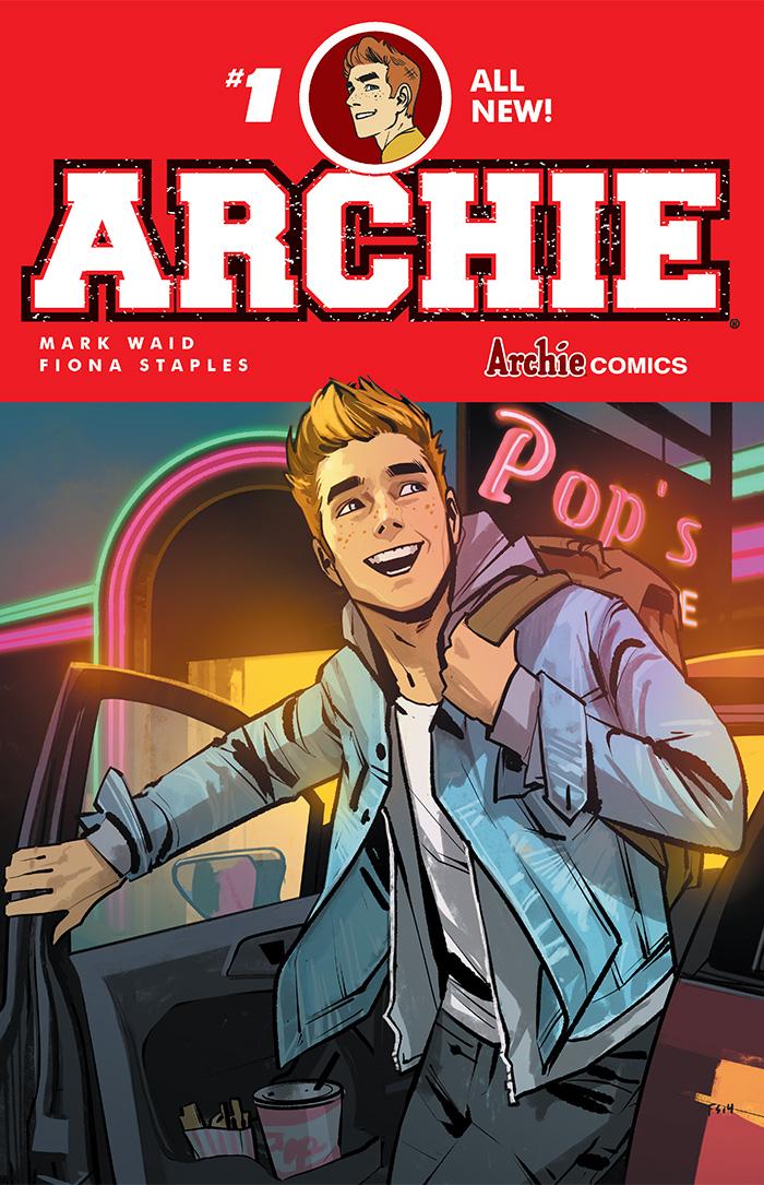Archie Comic Reboot
