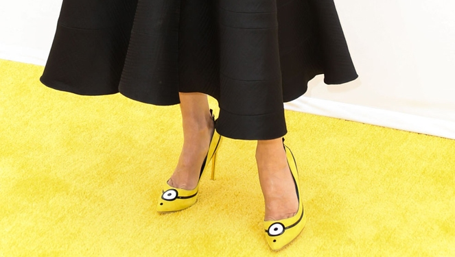Minions-inspired Pumps Sold For $84,850