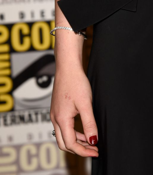 Jennifer Lawrence's New Tattoo