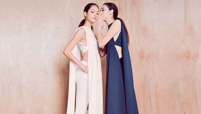 Rajo Laurel's Theory Of Congruence - Cruise 2015 Lookbook