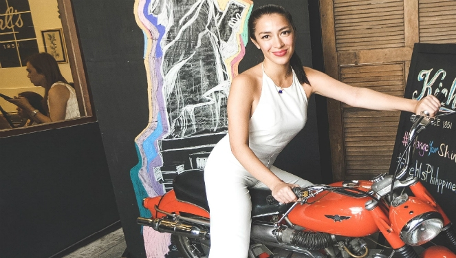 Dominique Cojuangco, BJ Pascual and More Rock Monochromatic Outfits